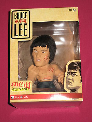 Bruce Lee Titans Action Figure Brand NEW - Round 5