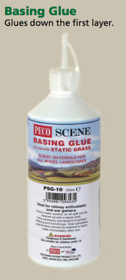 Peco PSG-10 - Static Grass Basing Glue