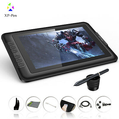 "XP-Pen 10.1"" HD Graphics Pen Tablet Drawing Monitor with Battery-free Stylus Pen"