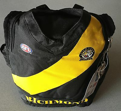 AFL GUERNSEY LUNCH BAG CARRY BAG RICHMOND TIGERS Clearance Price ✔️
