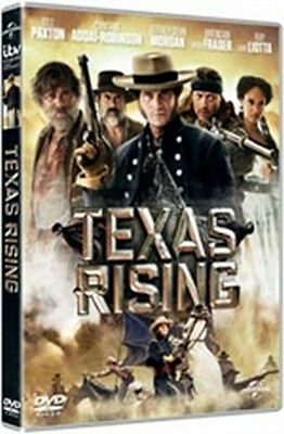Texas Rising - Stagione 1 (3 DVD) - ITALIANO ORIGINALE SIGILLATO -
