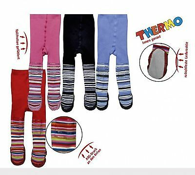 Thermo-crawling tights with Leather sole, Baby , Children Tights CH-770