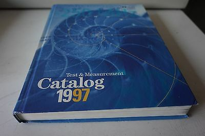 Agilent HP Test & Measurement Catalog 1997