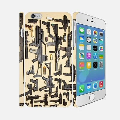 F002 ARMY - Apple iPhone 4 5 6 Hardshell Back Cover Case