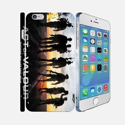 F010 ARMY - Apple iPhone 4 5 6 Hardshell Back Cover Case