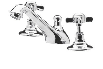 Home of Ultra Beaumont Traditional 3 Tap Hole Basin Mixer I307X