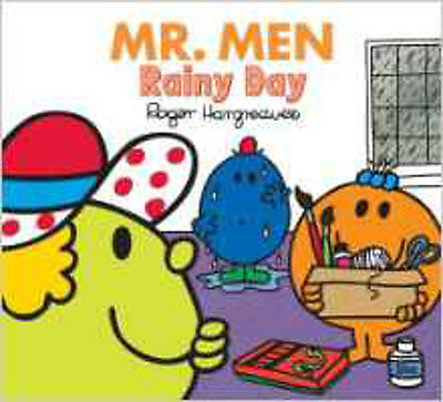 Mr Men A Rainy Day (Mr. Men & Little Miss Everyday), New, Hargreaves, Roger Book