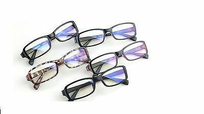 Clear Transparent Lens Eyewear Optic Spectacles Glasses 2118