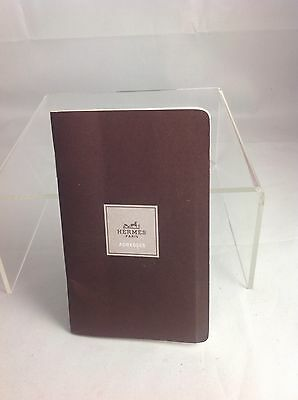 Hermes Paris Address Book