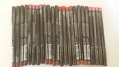 bulk makeup 25x mixed coloured lip liners