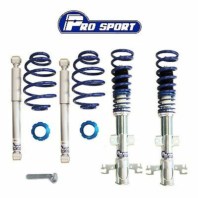 Vauxhall Signum Coilovers - Adjustable Coilover Suspension Lowering Kit