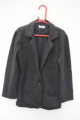 TAMMY GIRLS CASUAL SINGLE BUTTON COTTON BLAZER / JACKET AGE 14 to 15 YEARS - A5