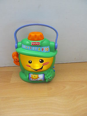 Fisher Price Laugh And Learn Learning Lantern Ages 6-36 Months