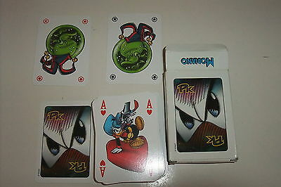 CARTE PK PIKAPPA Walt Disney mazzo di carte Modiano Poker