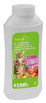 Kerbl Deodorant Concentrate for Cat Litter Trays Tropical