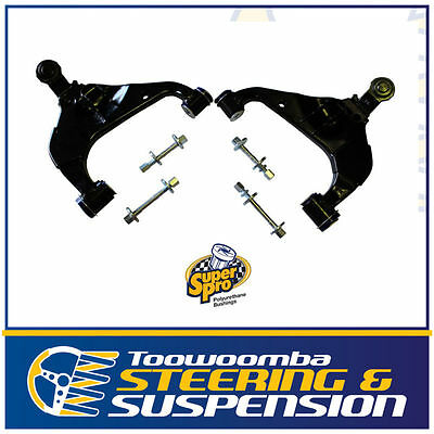 Toyota Hilux Vigo 4WD KUN26R,05 -On SuperPro Complete Lower Control Arms offset