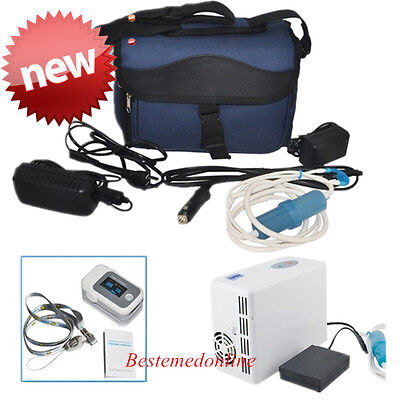 Free Pulse Oximter Spo2 CE Certified Portable  / Oxygen Concentrator Generator A