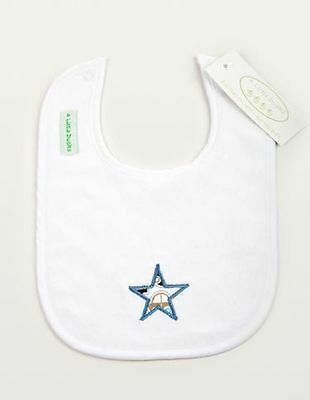 BABY BOY Bib with Cars Motif - 4 Little Ducks Clothing FREE POSTAGE
