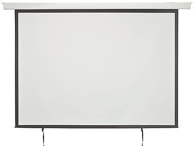 "100"" 4:3 Electric Motorised Projector Screen"