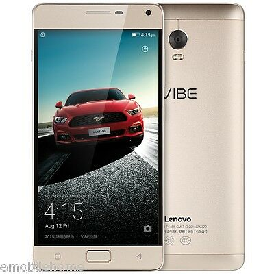 "5.5"" Lenovo Vibe P1 Android 5.1 4G Smartphone Octa Core 2GB/16GB FHD IPS Screen"