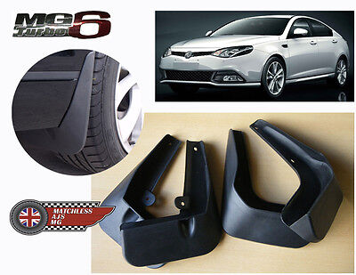 Mg6 Facelift Model Mudflaps Set Of 4 Genuine Mg 6 Fit All  Not Universal Uk Co.