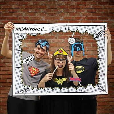 DC Originals - Character Photo Booth