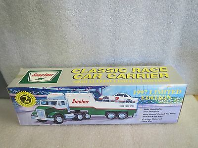 Sinclair 1997 Limited Edition-Serialized-Race Car Carrier