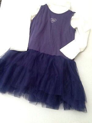 BNWT iDo Girls 2 Piece Outfit Dress and Top N969 Autumn/Winter