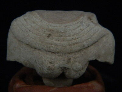 Ancient Teracotta Mother Goddess Torso Indus Valley 2000 BC    #TR15276