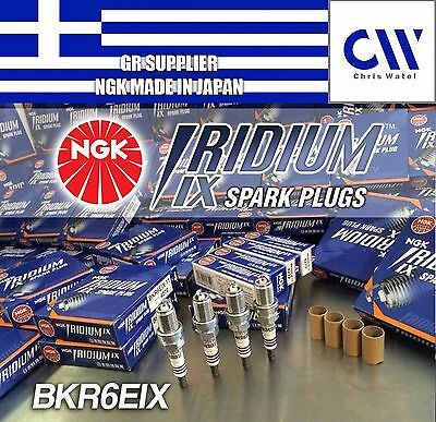 4 x NGK IRIDIUM SPARK PLUG BKR6EIX  2272 WHOLESALE PRICE FAST SHIP