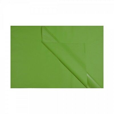 TISSUE PAPER ACID FREE LIGHT GREEN WRAPPING 35CM X 50CM, Choose No Of Sheets
