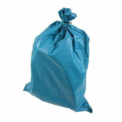 Blue Heavy Duty Strong Garden & Building Waste Poly-Lion Rubble Sacks On A Roll