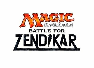 Magic The Gathering - Common Set (*1)  Battle for Zendikar - 101 cards