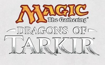 Magic The Gathering - Common Set (*1)  Dragons of Tarkir - 101 cards