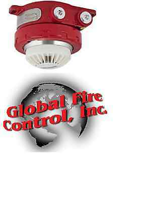 Explosion Proof Smoke Detector #U5015 Or 30-3014. This replaces model 30-3003.