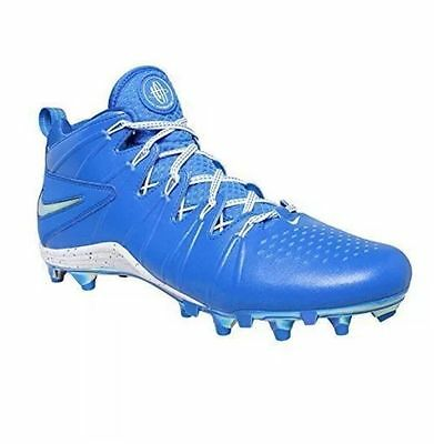 Nike Huarache 4 LAX Limited Edition Lacrosse Cleat 624978-401 Sz 10.5. MSRP $120