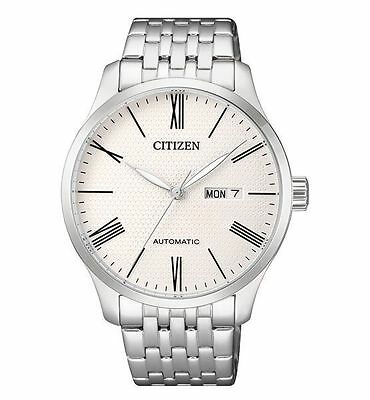 Citizen NH8350-59A Men Automatic Stainless Steel Analog Watch