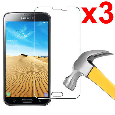 Tempered Glass Screen Protector For Samsung Galaxy S5 / Galaxy S5 Neo