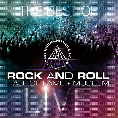 Various Artists - Best of Rock & Roll Hall of Fame + Museum Live [New CD]
