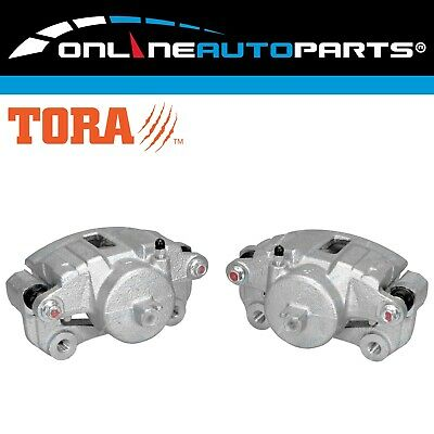 Front LH + RH Disc Brake Calipers Patrol GQ Y60 1988-1999 TB42S TD42 RB30 RD28T