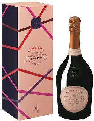 Laurent Perrier Rose 75cl Champagne Gift Box