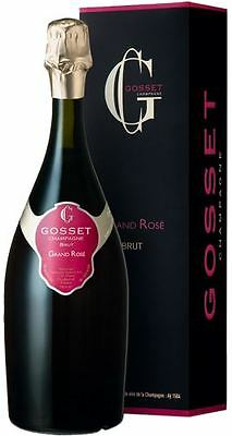 Gosset Grand Reserve Rose Champagne 75cl Gift Boxed