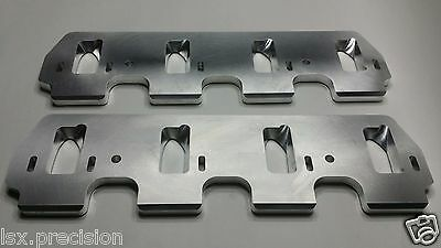 Lsa / Zl1 Supercharger Mounting Plates For Lsx Engines //make Big Hp On A Budget