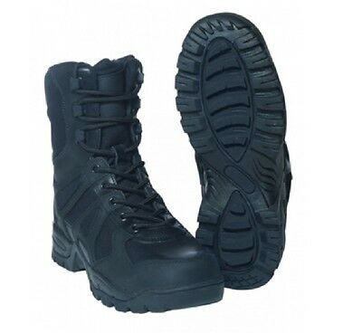 US TACTICAL lightwight BOOTS Army Outdoor Stiefel black schwarz Gr. 45