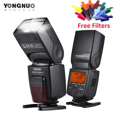 Yongnuo YN-568EX II YN-568 TTL Master Flash Speedlite HSS 1/8000s for Canon US