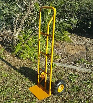 250kg P Handle Hand Trolley Industrial Heavy Duty Up Right Truck Cart