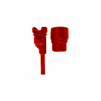 BowJax Stopper Enhancer for Hoyt, Red 1Pk. 1064red