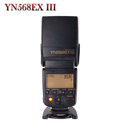 Yongnuo YN-568EX TTL GN58 High Speed Sync 1/8000s Flash Speedlite for Nikon US