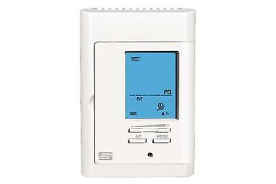 Schluter Systems Ditra Heat DHERSD/BW Programmable Digital Thermostat 120 / 240V