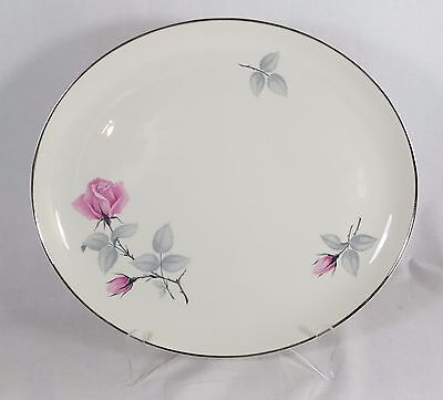 Bridal Rose Platter by Syracuse